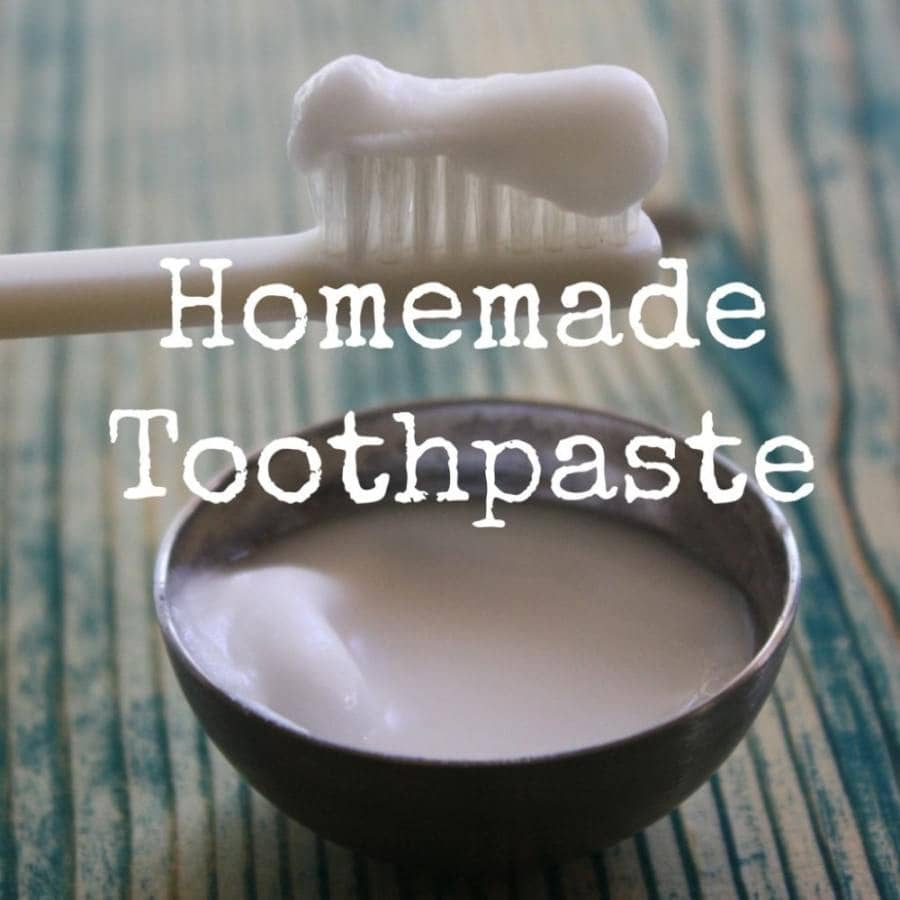 How To Get Throw Up Out Of Carpet >> Basic Homemade Toothpaste With Baking Soda