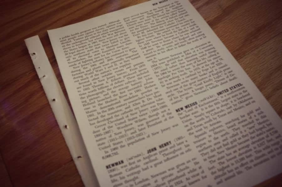 Easy Diy Vintage Dictionary Amp Encyclodepia Prints
