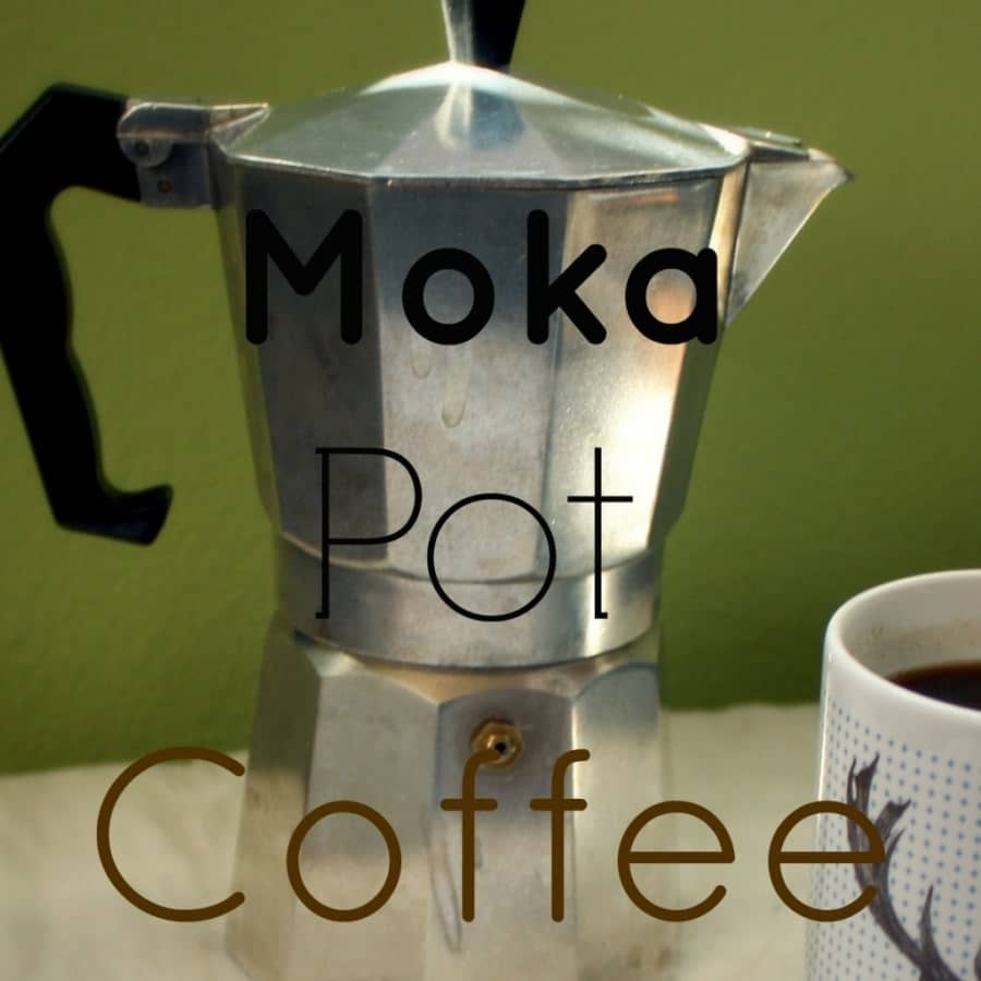 How To Use A Moka Pot To Make Delicious Coffee On The Stove