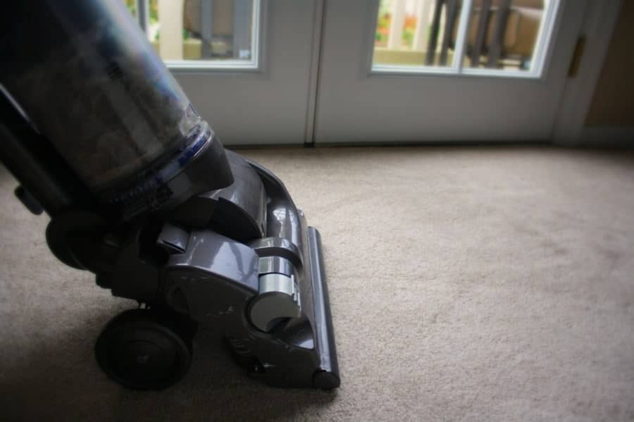 homemade carpet freshener vacuum