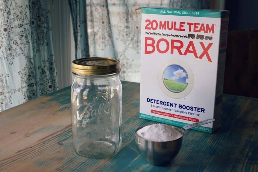 homemade carpet freshener add borax