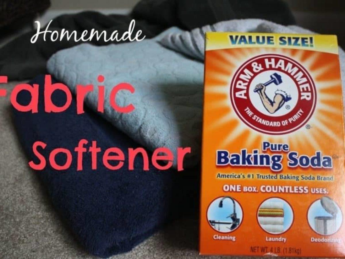 Fabric Softener Recipe With Baking Soda