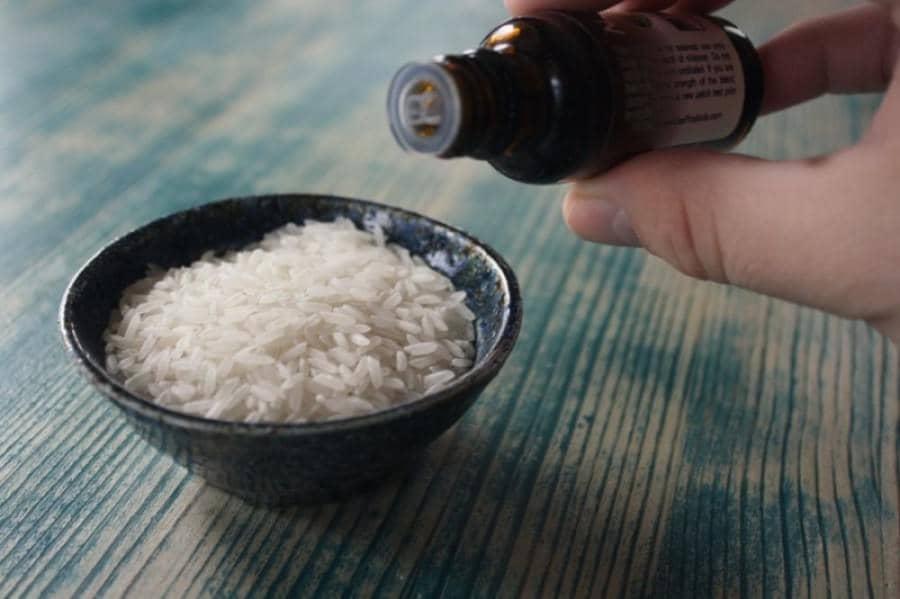 rice homemade air freshener