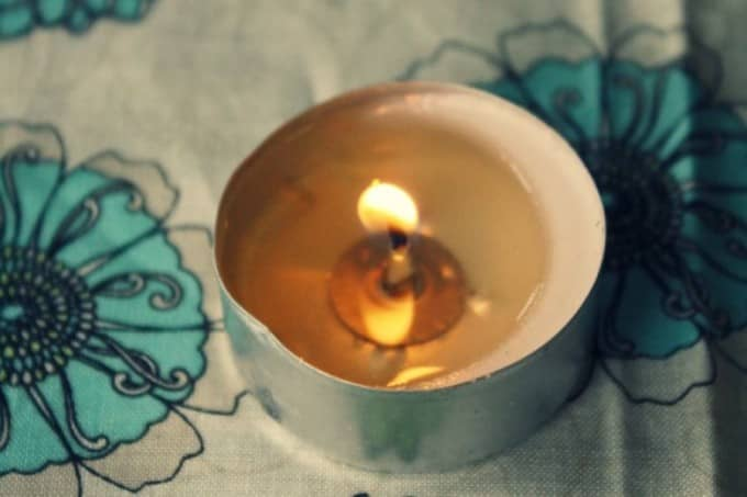 diy scented candles melt it