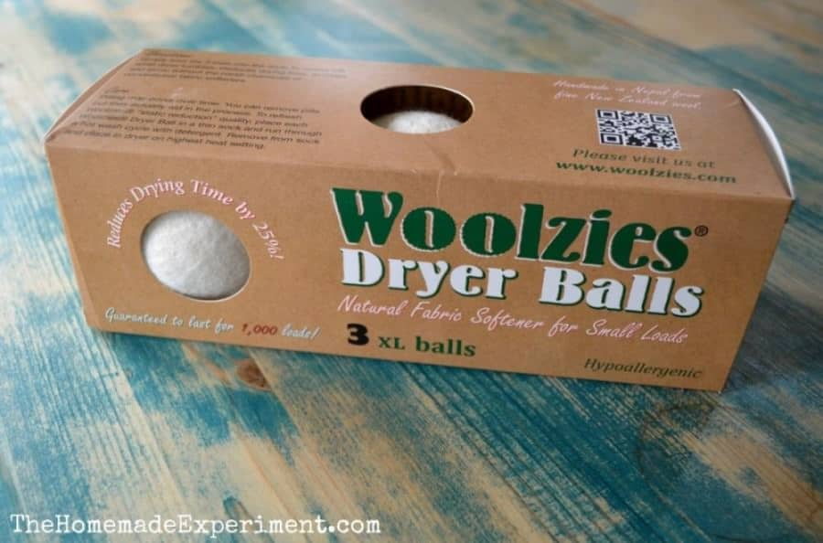 how to use wool dryer balls from woolzie