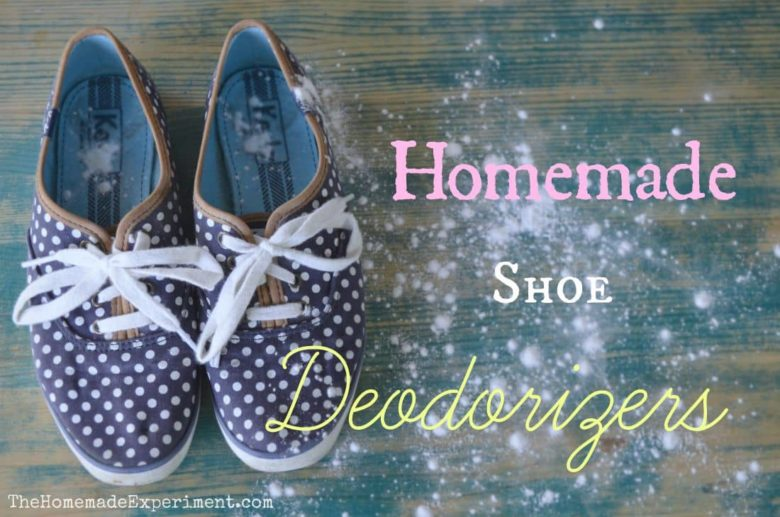 Homemade Shoe Deodorizer Recipes List