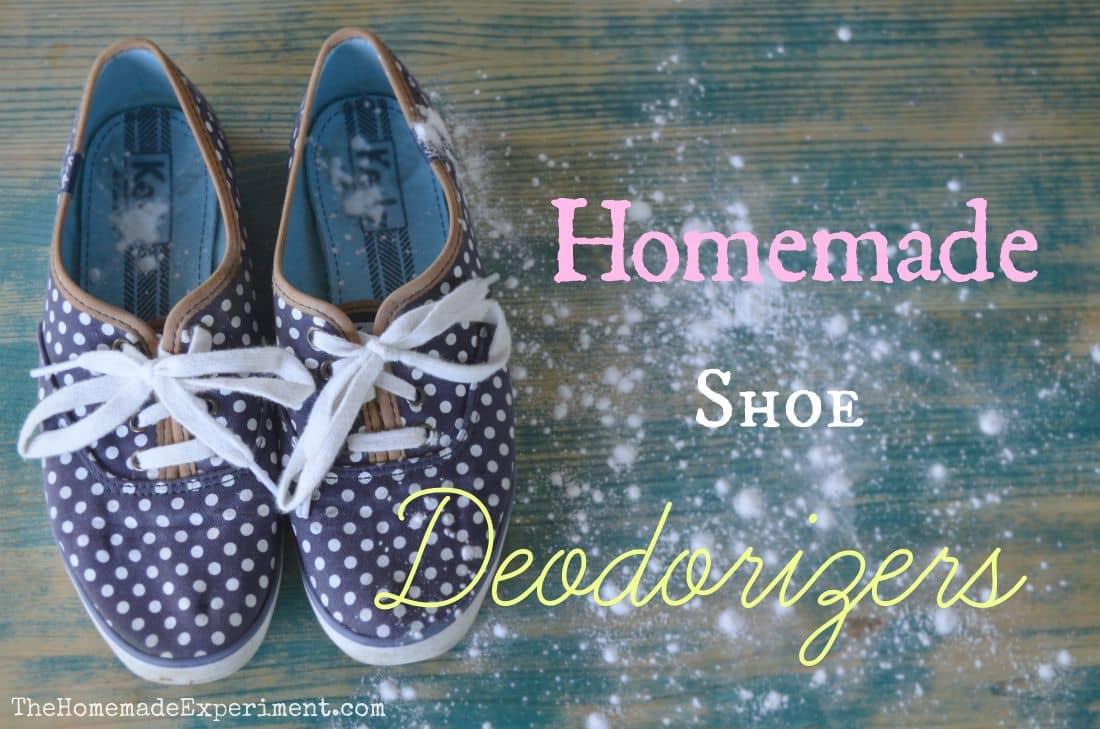 Homemade Shoe Deodorizer Recipes List