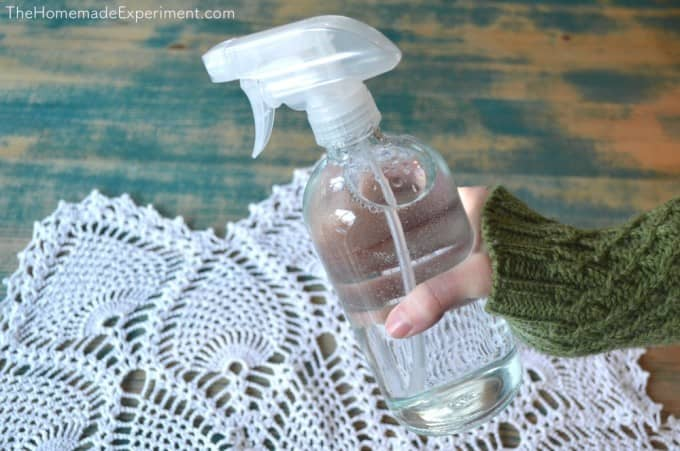 Homemade Pet Cleaning Spray Mix It Up