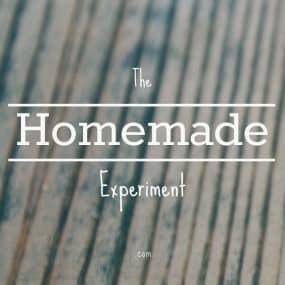 The Homemade Experiment logo