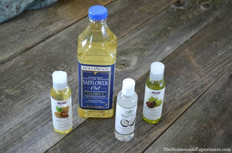 homemade diffuser oil - base oil