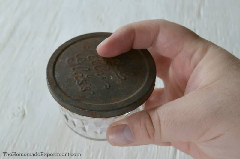 homemade toilet cleaner mix it up