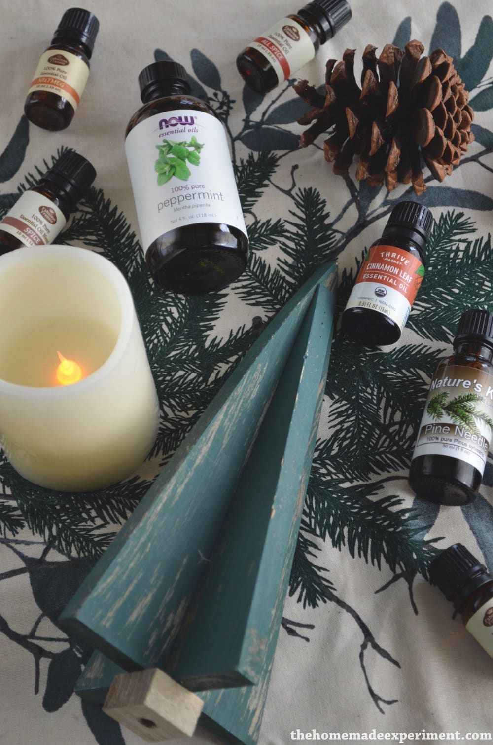 Best essential oils for winter, christmas, and the holidays!