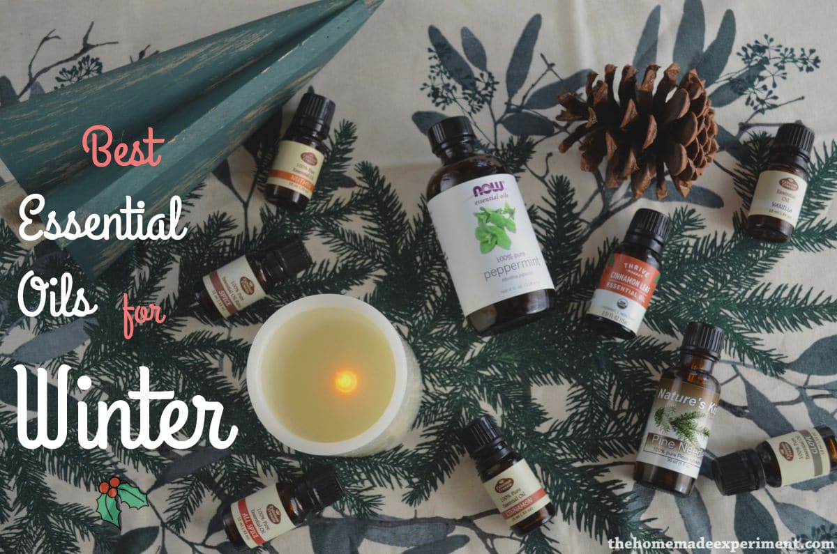Winter Essential Oils Buying Guide