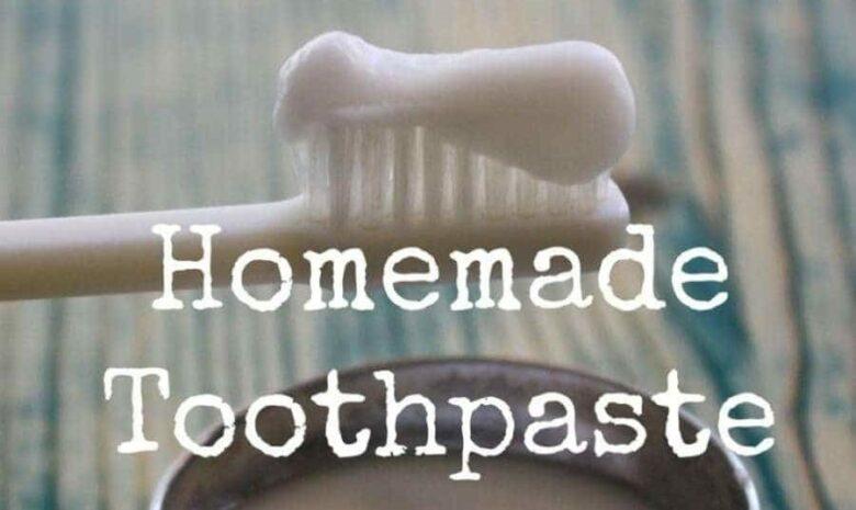 How To Make Homemade Baking Soda Toothpaste