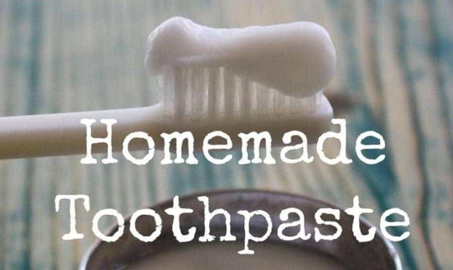How To Make Baking Soda Toothpaste