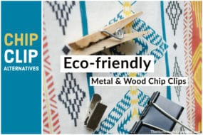 Eco-friendly Bag & Chip Clip Options