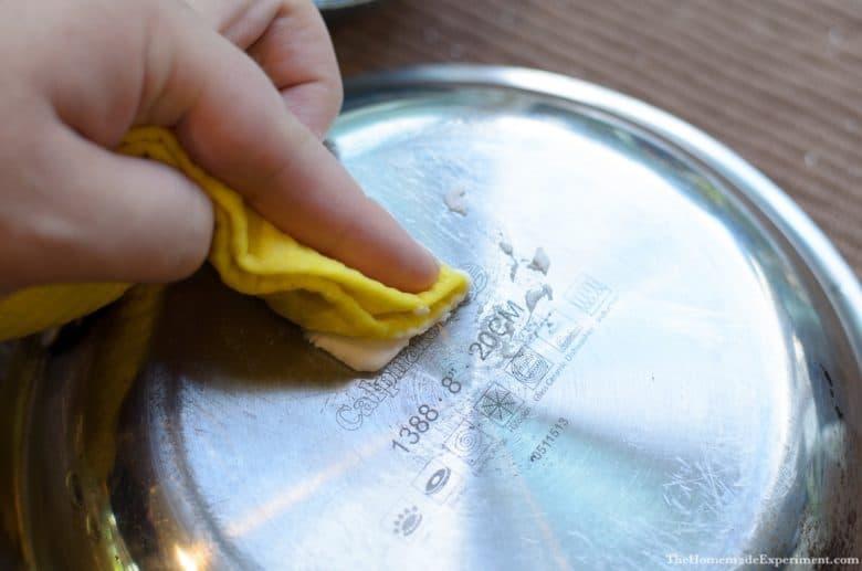 Diy Baking Soda Scouring Powder