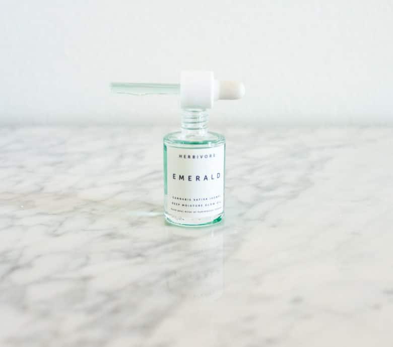 Herbivore Emerald Glow Oil