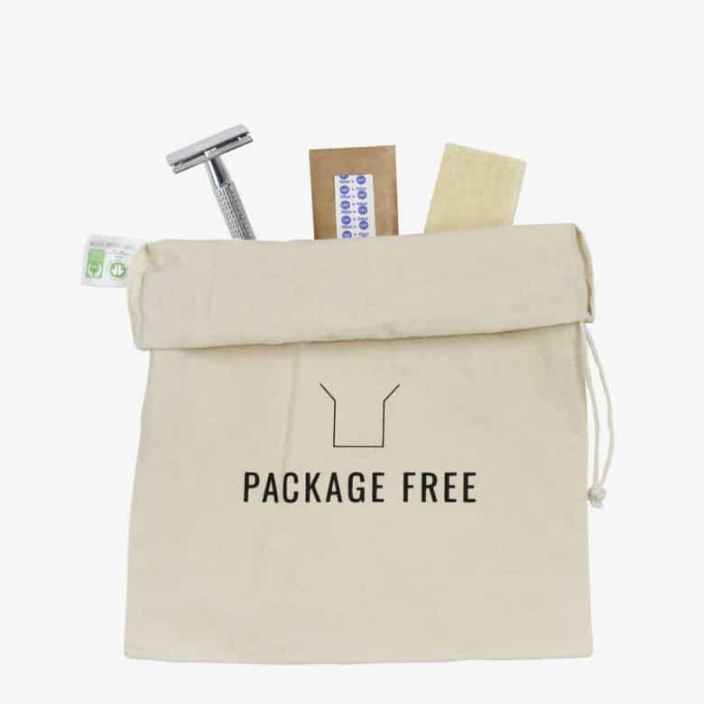 Package Free Shaving Kit