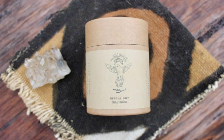 Colibri Healing Herbal Dry Shampoo Package