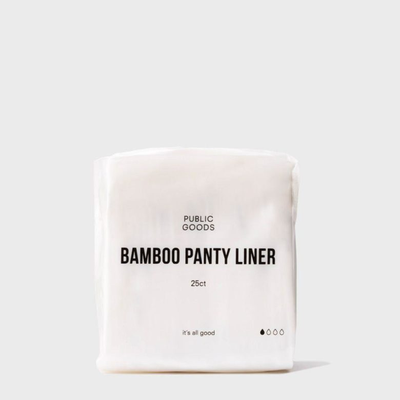 Bamboo Panty Liners