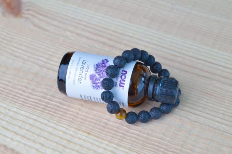 Essential oils and diffuser bracelet